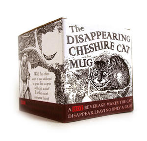 Disappearing Cheshire Cat Mug - Alice In Wonderland Heat Change Mug Thumbnail 3