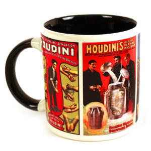 Houdini Escape Artist Heat Change Mug Thumbnail 2