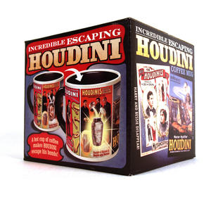Houdini Escape Artist Heat Change Mug Thumbnail 4