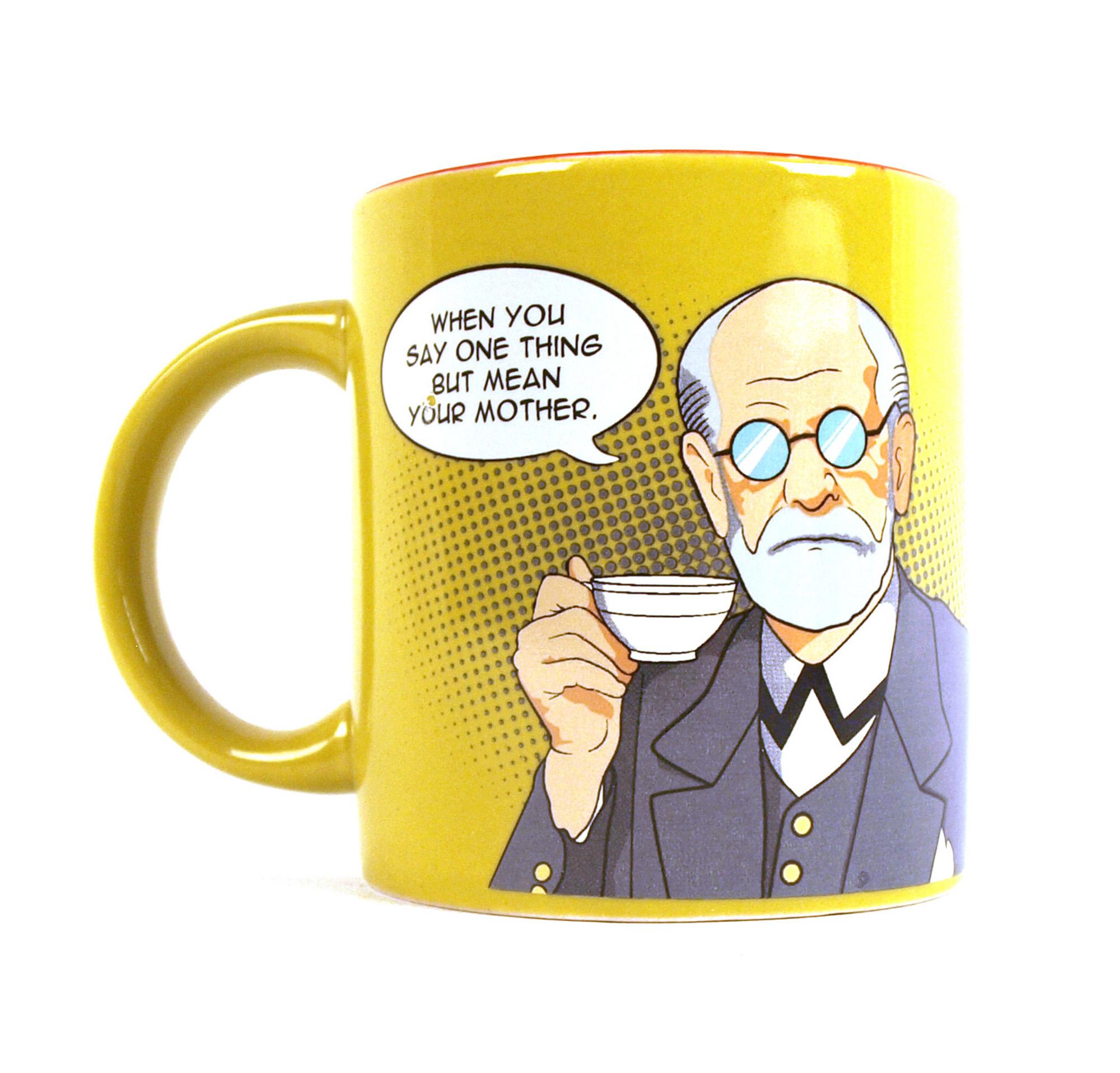 Freudian Slips Mug | Pink Cat Shop