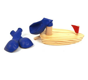 Balloon Powered Boat Thumbnail 1