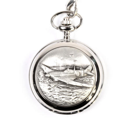 Hurricane Pocket Watch