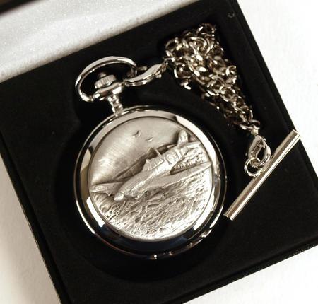 Hurricane Pocket Watch