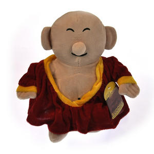 Buddha Soft Toy - Little Thinkers Doll Thumbnail 1