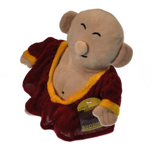 Buddha Soft Toy - Little Thinkers Doll Thumbnail 2