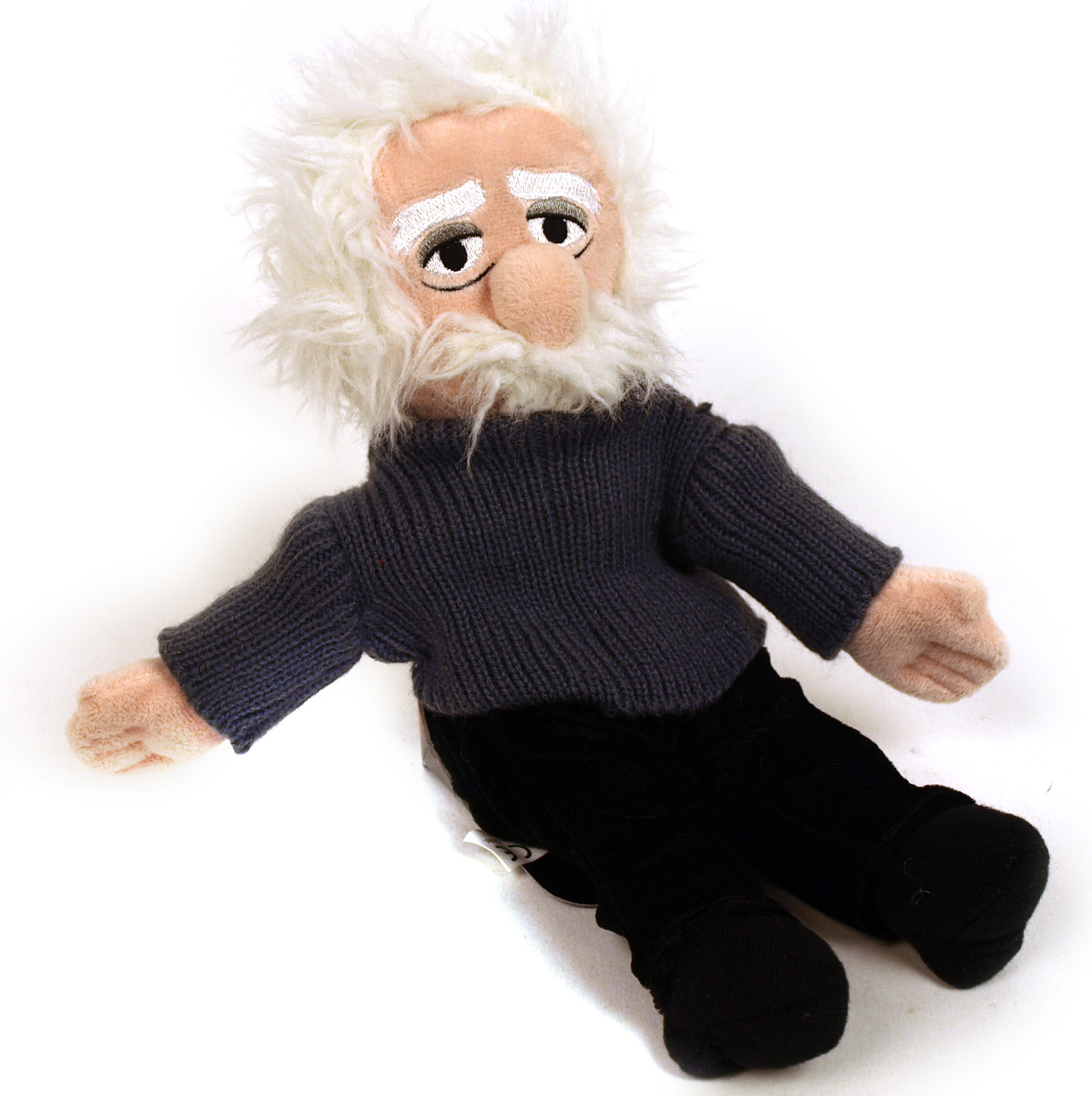Small Toy Dolls : Einstein soft toy little thinkers doll pink cat shop
