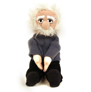 Einstein Soft Toy - Little Thinkers Doll Thumbnail 2
