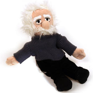 Einstein Soft Toy - Little Thinkers Doll Thumbnail 3