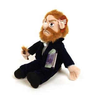 Van Gogh Soft Toy - Little Thinkers Doll Thumbnail 6