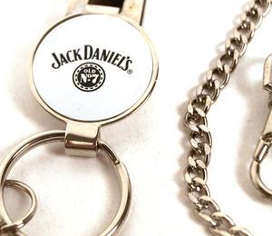 Jack Daniels Old No.7 Long Chain Key Holder Thumbnail 1