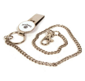 Jack Daniels Old No.7 Long Chain Key Holder Thumbnail 2
