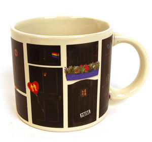Great Gays - Out Of The Closet - Thermal Heat Change Mug Thumbnail 6