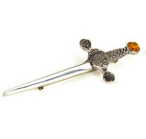 Celtic Knot Kilt Pin Thumbnail 2