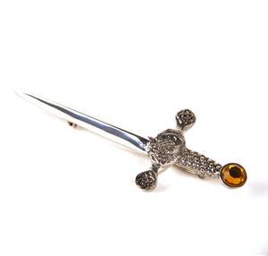Celtic Knot Kilt Pin Thumbnail 3