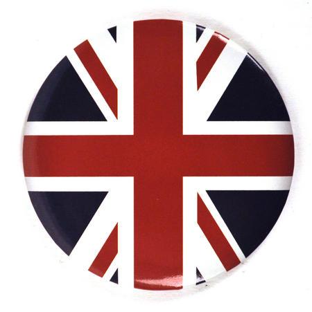 Union Jack Compact Mirror