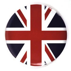 Union Jack Compact Mirror Thumbnail 1