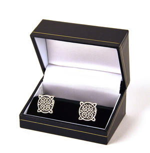 Cufflinks - 4 Point Celtic Knot Thumbnail 2