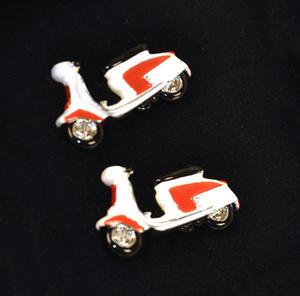 Cufflinks - Lambretta 3D Thumbnail 1