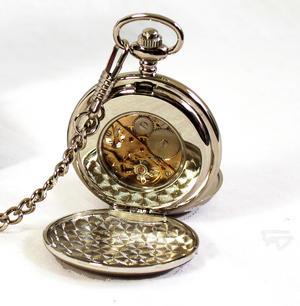 4 Triag Knot Celtic Pocket Watch Thumbnail 4