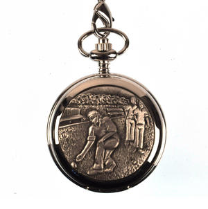 Bowling Pocket Watch