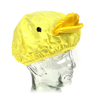 Duck Bath & Shower Cap / Swim Cap Thumbnail 1
