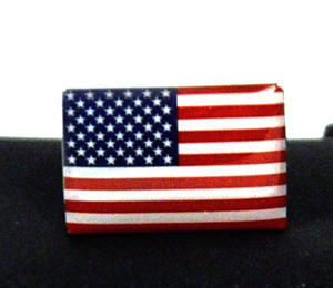 Cufflinks - Star Spangled Banner Usa Flag Thumbnail 2