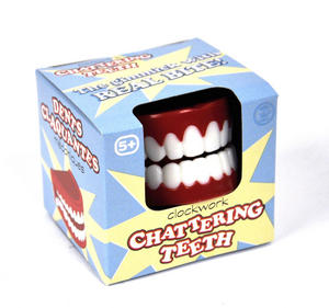 Clockwork Chattering Teeth Thumbnail 2