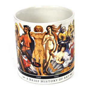 Brief History Of Art Mug Thumbnail 3