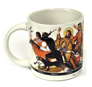 Brief History Of Art Mug Thumbnail 4