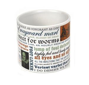 William Shakespeare Insults Mug Thumbnail 4