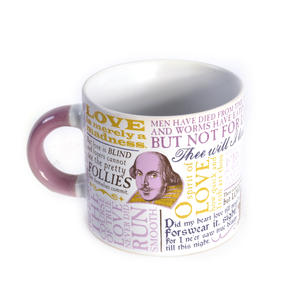 William Shakespeare Love Mug Thumbnail 1