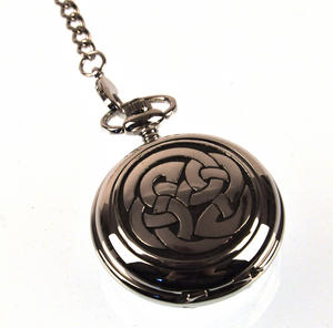 Celtic Lugh's Knot Pocket Watch Thumbnail 1