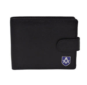 Masonic Leather Wallet Thumbnail 2