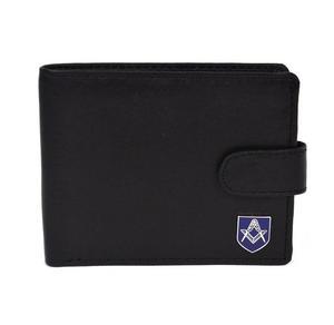 Masonic Leather Wallet Thumbnail 2