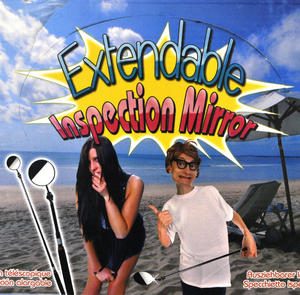 Extendable Inspection Mirror Thumbnail 3