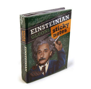 Einsteinian Gluons Sticky Notes Thumbnail 1