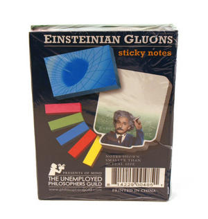 Einsteinian Gluons Sticky Notes Thumbnail 2