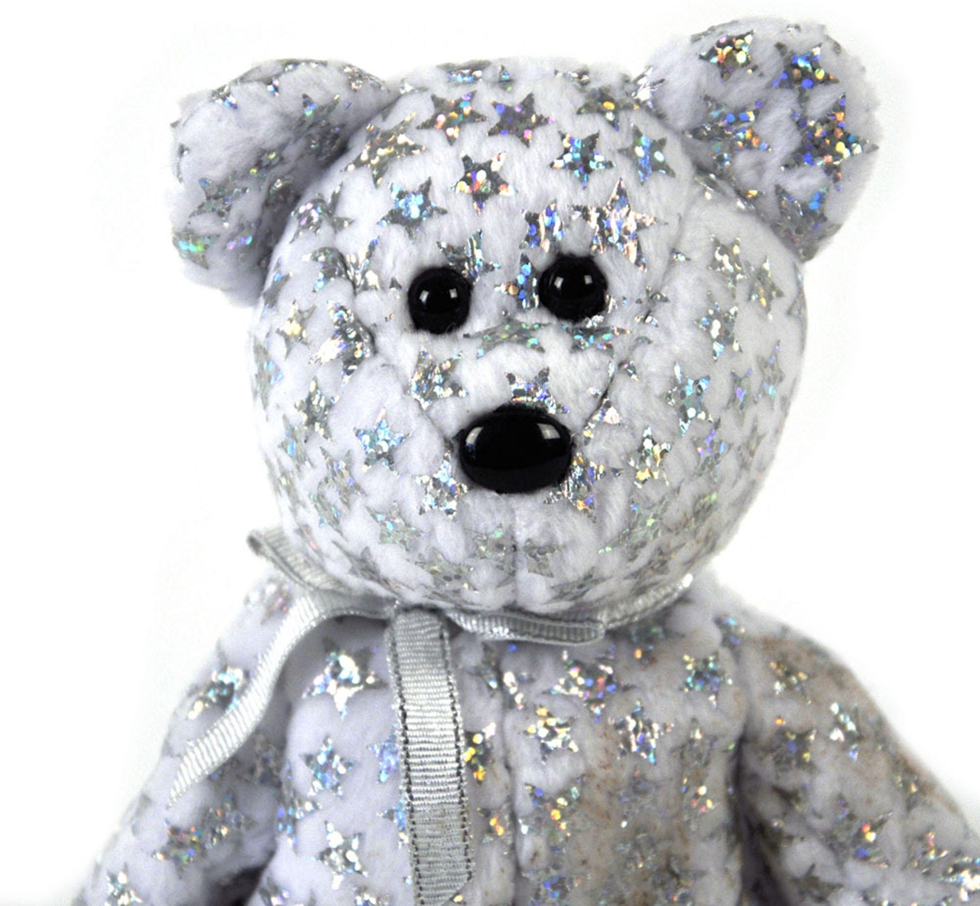 The Beginning Bear - Ty Beanie Baby Thumbnail 1 ... e7e2f2340