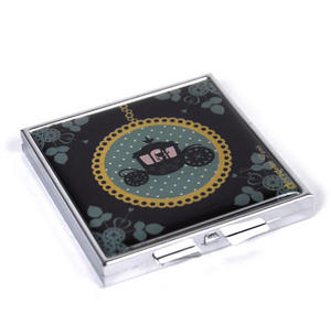 Carriage Compact Handbag Mirror Thumbnail 2