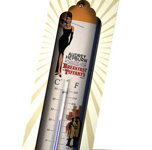 Audrey Hepburn Thermometer Thumbnail 1
