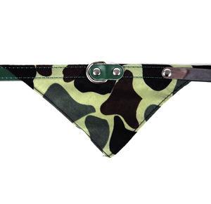"Camo Khaki  Dog Collar 41cm / 16"" Thumbnail 2"