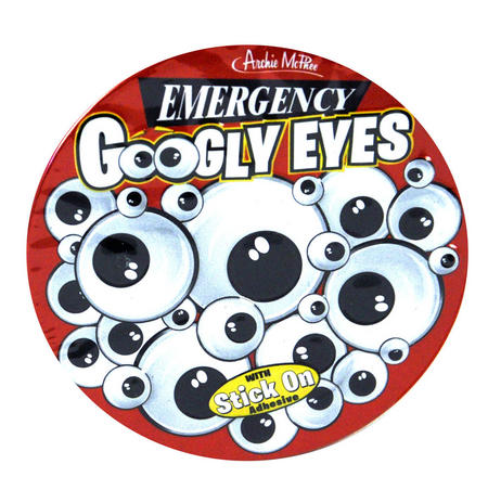 Googly Eyes - Stickers In A Tin