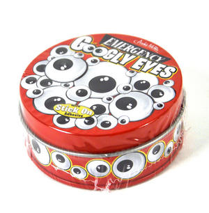 Googly Eyes - Stickers In A Tin Thumbnail 2