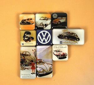 Volkswagen Fridge Magnet Memo Board Thumbnail 4
