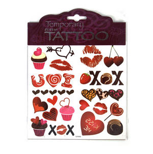 Love Temporary Tattoos - Random Designs Thumbnail 1