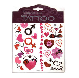 Love Temporary Tattoos - Random Designs Thumbnail 2