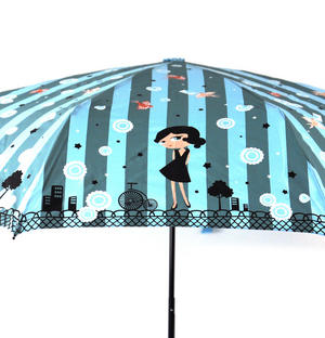 Parisienne Umbrella