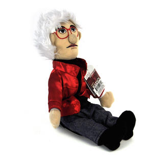 Andy Warhol  Soft Toy - Little Thinkers Doll Thumbnail 2