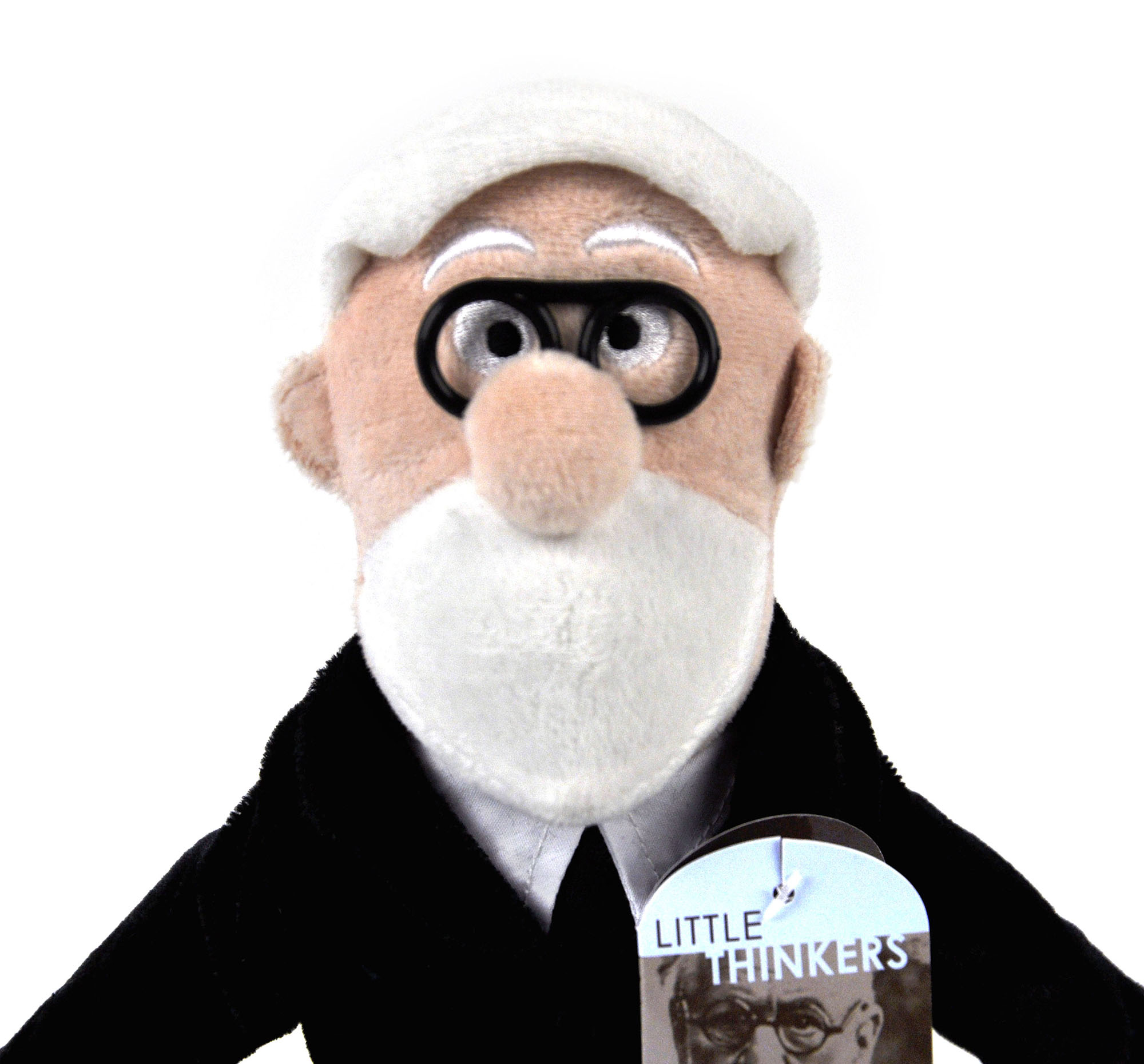 Sigmund freud soft toy little thinkers doll pink cat shop sigmund freud soft toy little thinkers doll bookmarktalkfo Images