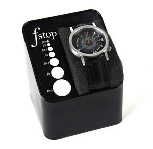 F Stop Watch - Retro Slr Camera Wristwatch Thumbnail 3